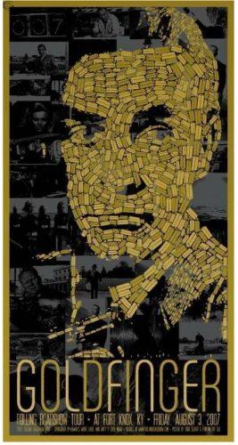 """Goldfinger"" par Todd Slater"