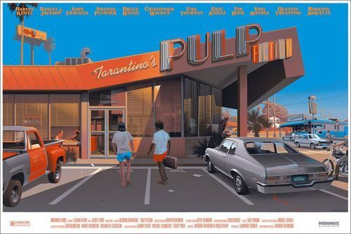 """Pulp"" (regular) par Laurent Durieux"