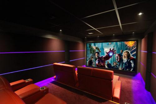 cinéma privé